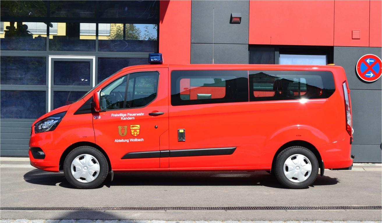 Mannschaftstransportwagen Wollbach