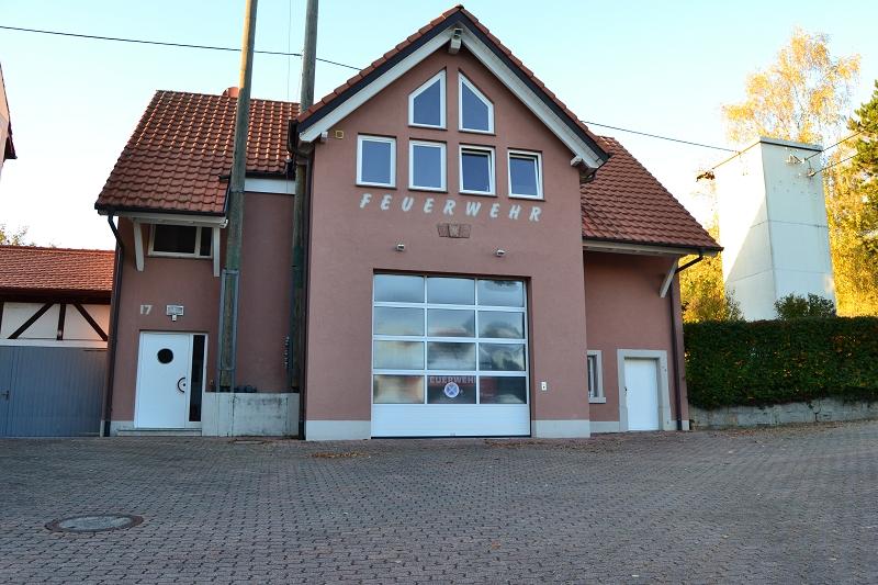 Gerätehaus Tannenkirch